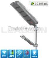 2015-2016 Best Factory Price Wireless Integrated Off-grid Solar Street Lighting