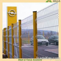 High Quality Galvanized Welded Fence Panel