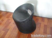 plastic round chair