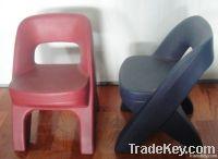 plastic children chair