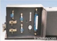Three-phase foam dust suppression agent