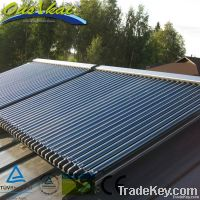 2013 Hot style New European Split pressurized solar water heater (200l