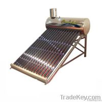 Hot Style Colorful Non-pressurized Solar Water Heater