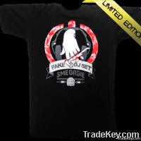 Set of 50 T-Shirts �Fake DJ� Black S*MEORDIE