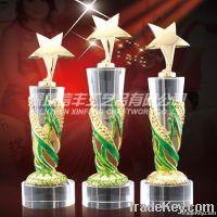 Exquisite Crystal trophy