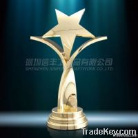 2013 New Perfect Design Metal Trophy