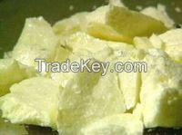 Black/yellow granular crystal Sulphur Black