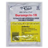Tetracyclin hcl powder 64-75-5