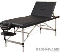 alu three fold massage table