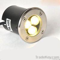 3W LED underground lights buried lgihts