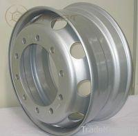 22.5X8.25 steel truck wheel