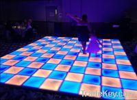 432 pcs DMX led dance floor
