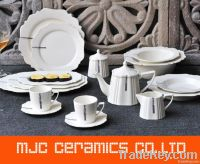 Ceramic Dinnerware sets Porcelain pottery plates dishes bowls cup mugs