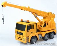 Double Eagle E516 MAN TGS Licensed Timber Crane Truck