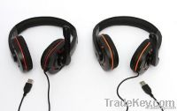 W TECH USB HEADPHONE