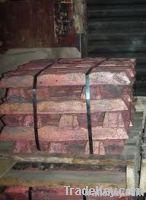 Pure antimony ingot for sale