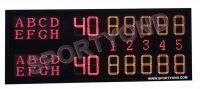 Tennis LED Scoreboard