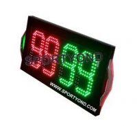 Digital Display For Football