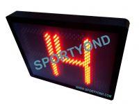 LED electronic digital 14 seconds shot clock for Basketball