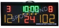 Basketball Electronic digital portable scoreboard