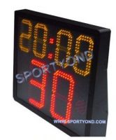 Water polo LED electronic digital shot clock and game period time