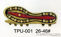 TPU outsoles for soccer shoes