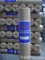 welded wire mesh coil