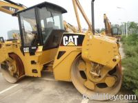 used CAT roller CB-564D.