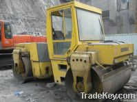 Used Bomag-202AD roller