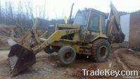 used CAT-426 backhoe