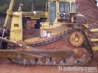 used CAT bulldozer, crawler bulldozer