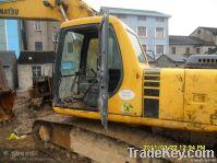 Used Komatsu Crawler Excavators