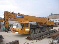 used crane kato 50 ton