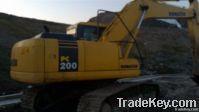 used  excavator 20 ton