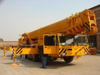DEMAG 150 ton used crane