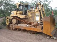 bulldozer D9R