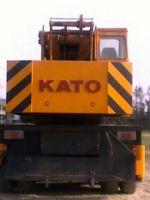 used crane kato 40 ton