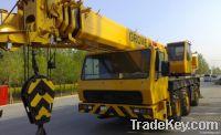 used crane, GMK-3050