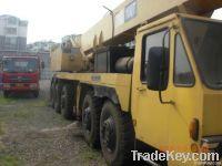 used crane, LTM1050