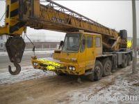 used crane, GT-550E