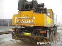 used crane, GT-500E