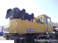 TADANO Used Crane(50Ton)