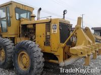 Used Grader Caterpillar(14G)