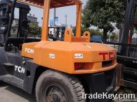 TCM 10 TON Used Forklift