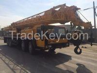 Used XCMG 50 ton Crane .