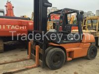 used forklift TOYOTA 7 ton