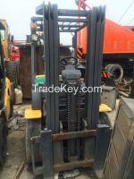 used forklift KOMATSU 3 ton