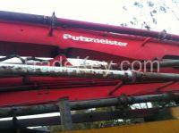 Used Concrete Pump,Putzmeister 36m