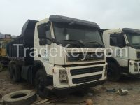 used dump truck VOLVO FM9