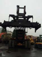 used container stacker 42 ton.